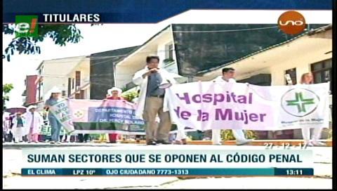Video titulares de noticias de TV – Bolivia, mediodía del miércoles 27 de diciembre de 2017