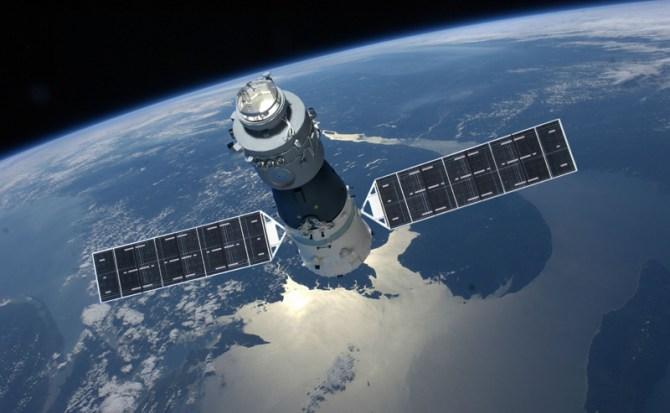 La estación espacial china fuera de control caerá pronto sobre la Tierra