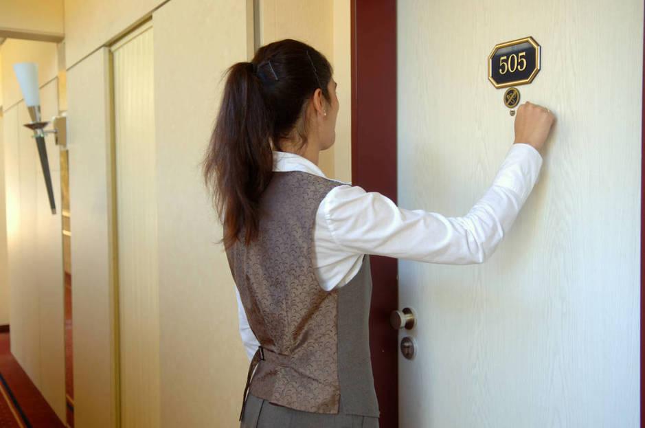 Llamar antes de entrar. (iStock)