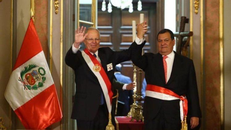 Jorge Nieto Montesinos juró como ministro de Defensa el 5 de diciembre de 2016
