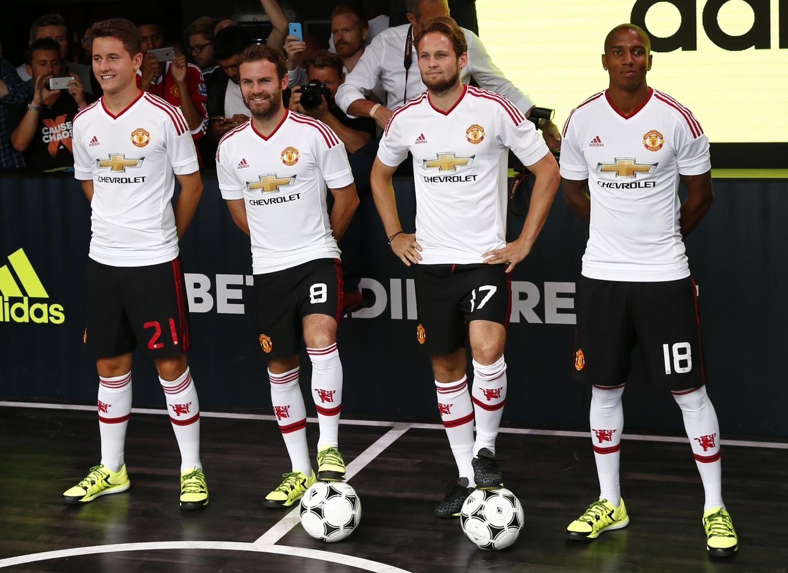 Resultado de imagen para Juan Mata, Daley Blind,Ashley YoungyAnder Herrera
