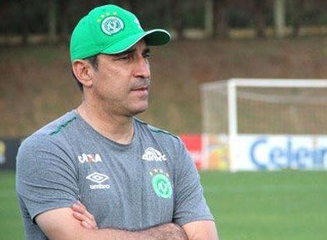 Vinícius Eutrópio, el nuevo entrenador de Bolívar