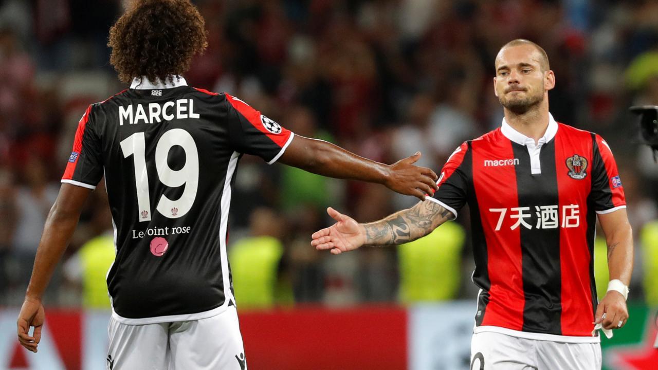 Resultado de imagen para sneijder niza