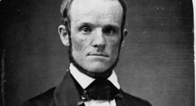 Noyes en 1851. (Syracuse University Library)