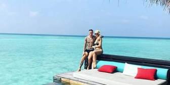 La foto más atrevida de Mauro Icardi en sus vacaciones