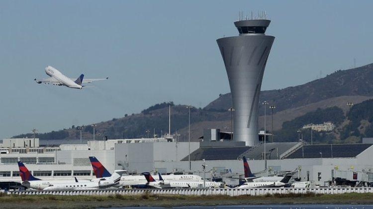 El aeropuerto de San Francisco (AP)