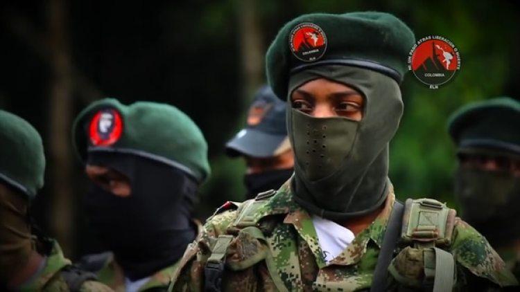 La guerrilla del ELN, que hace fuerte presencia en Arauca, ha perpetrado 12 acciones terroristas desde que terminó el cese el fuego bilateral el pasado martes