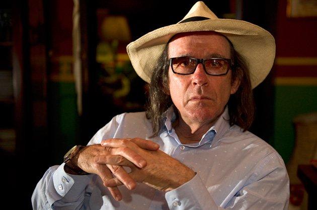 El cineasta Diego Rísquez
