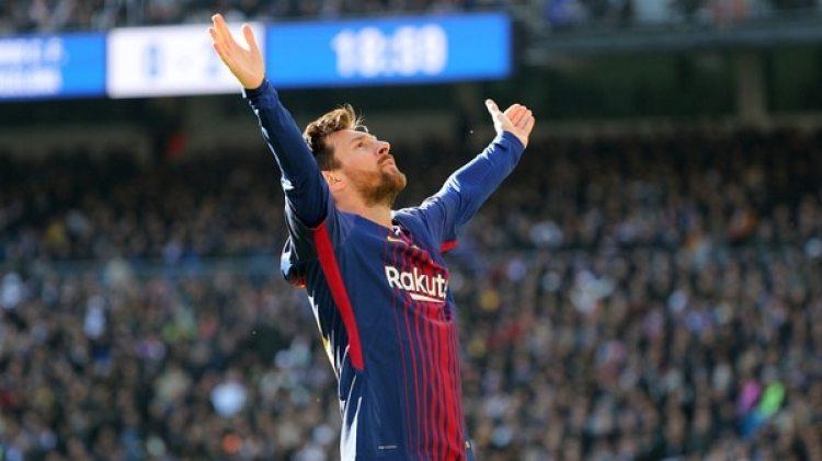 Los artículos de Lionel Messi eran de los más vendidos