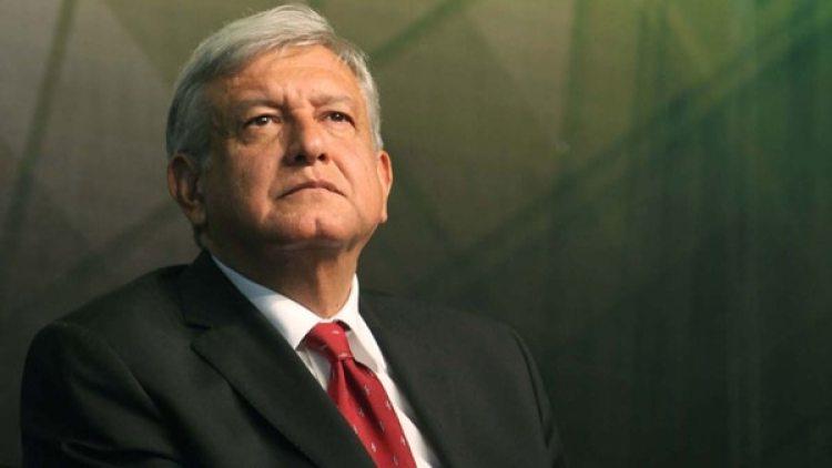 Andrés Manuel López Obrador, el principal dirigente opositor que puntea las encuestas para las presidenciales de 2018