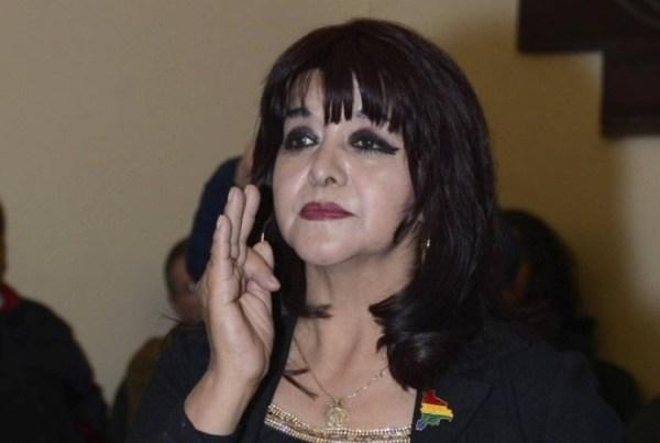 Roxana Piza fue posesionada por la Monistra de Cultura. Foto: Gentileza