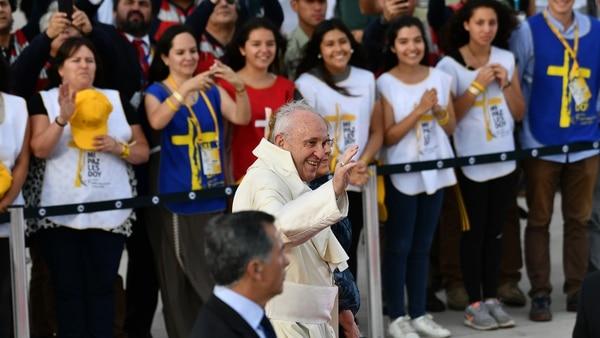 Presidente Macri agradeció saludo del papa Francisco