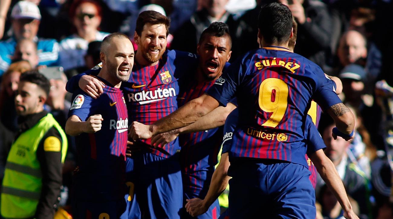 Resultado de imagen para barcelona gol