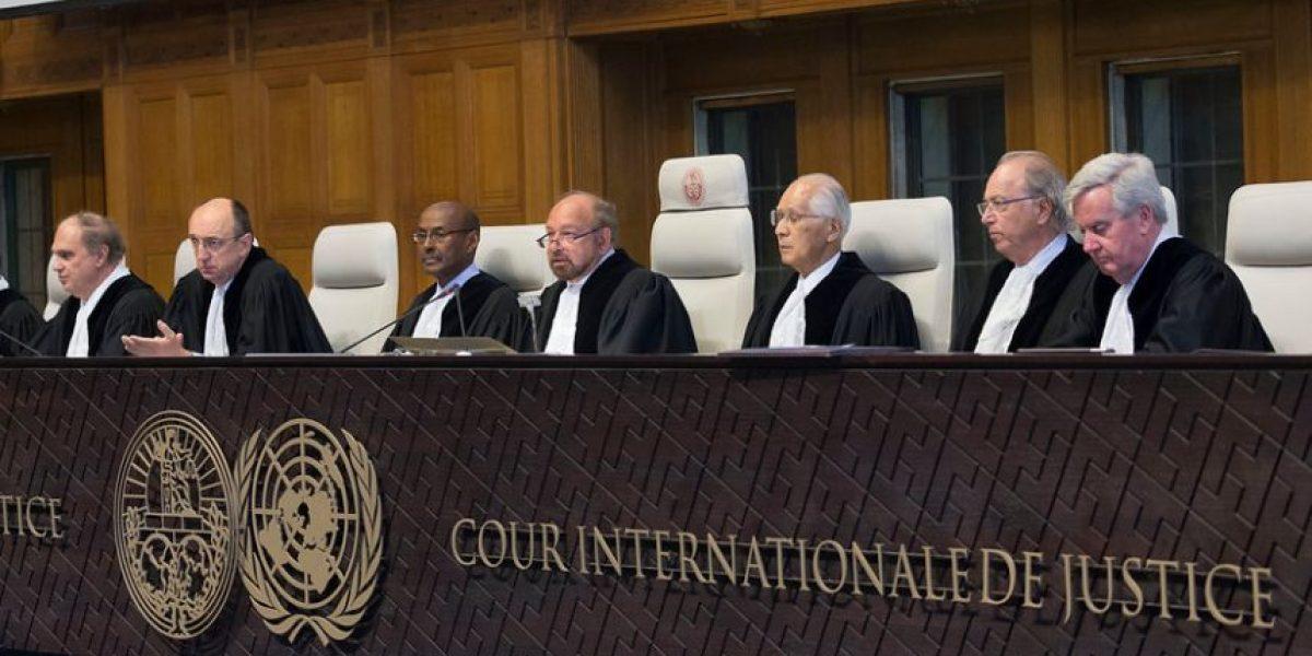 Resultado de imagen para demanda maritima de bolivia contra chile 2018