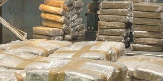 Incautaron más de 200 kilos de cocaína en el puerto de Miami valorada en más de USD 6 millones