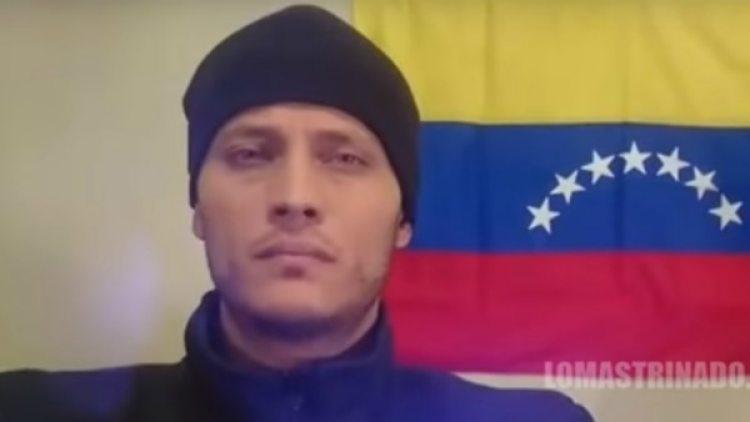 Óscar Pérez.