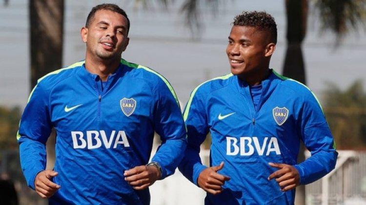 Cardona y Barrios, los futbolistas que fueron acusados judicialmente