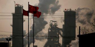 El crecimiento de la economía de China se aceleró en 2017 por primera vez en siete años