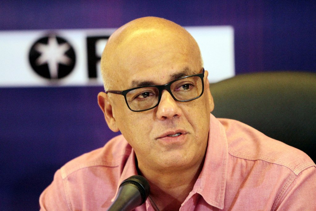 Habían planes de magnicidio contra el presidente Maduro — Jorge Rodríguez