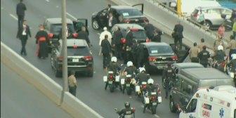 El extraño cambio de autos que necesitó el papa Francisco en su recorrido por Lima