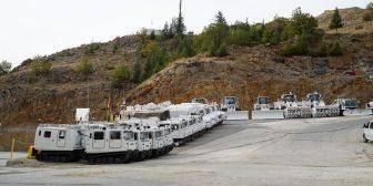 Así se prepara el Ejército de Israel para afrontar las fuertes nevadas en el Monte Hermón