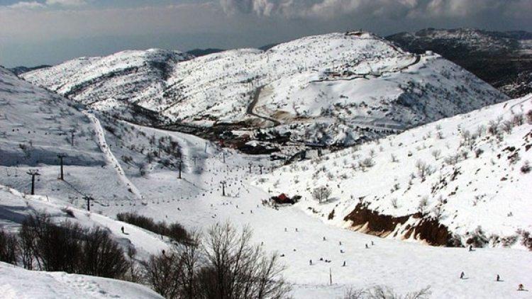 """Al Monte Hermón se lo llama """"los ojos de Israel"""" por su gran altura"""