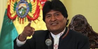 Morales dice que generación de energía eléctrica en el país sobrepasará los 3.000 MW hasta 2019