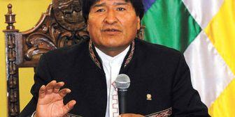 Morales dice que el desafío es que 50% de la población tenga gas a domicilio este año