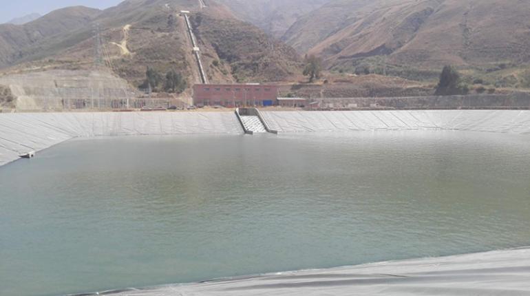 Resultado de imagen para represa de Misicuni y planta de urea