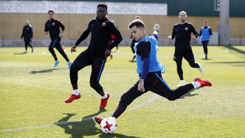 Copa del Rey: Barcelona dio vuelta el global en 25 minutos