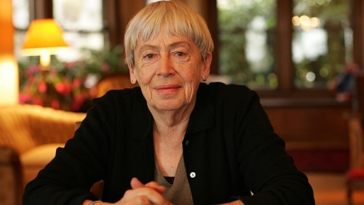 Ursula K Le Guin, autora prolífica y talentosa