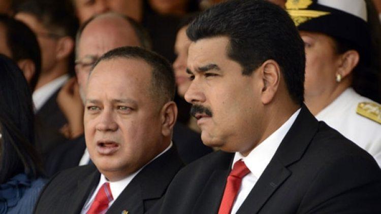 Nicolás Maduro ya fue sancionado por EEUU: ahora piden aplicar medidas contra Diosdado Cabello