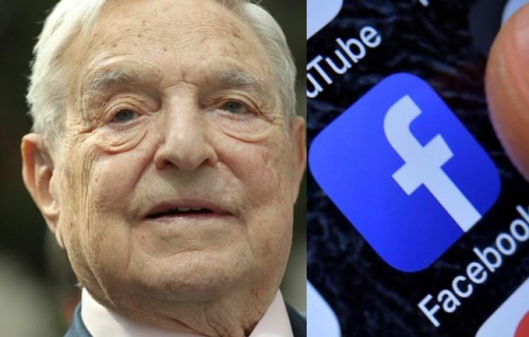 George Soros habló en el Foro Económico Mundial de Davos, en Suiza.
