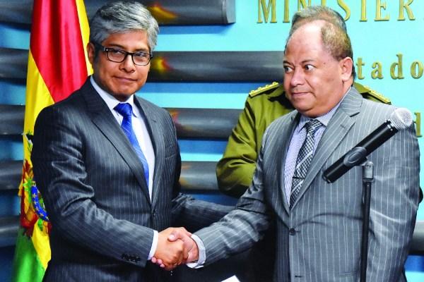 Chávez: de abogado de CAMC y crítico del MAS a viceministro