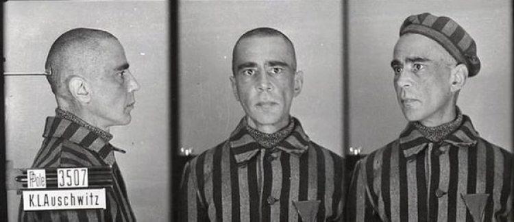 Jerzy de Virion, miembro de la primera célula del ZOW en Auschwitz (Museo Estatal de Auschwitz-Birkenau)