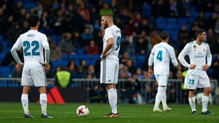 El Real Madrid viene de ser eliminado en Copa del Rey por el Leganés (Getty)