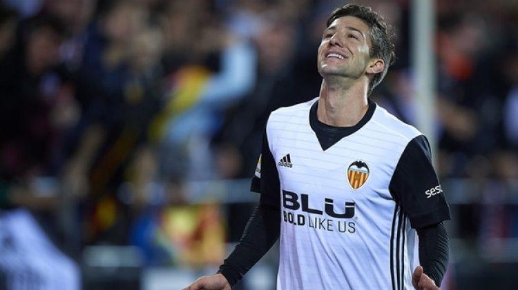 El argentino Vietto es una de las figuras del Valencia (Getty)