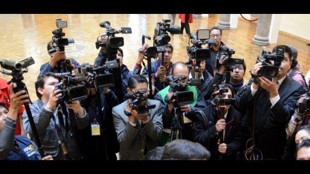 Resultado de imagen para Congreso Asociación Nacional de Periodistas deBolivia,