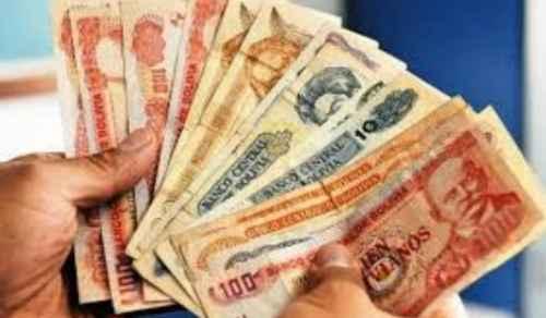 Resultado de imagen para BCB pide cuidar el billete boliviano