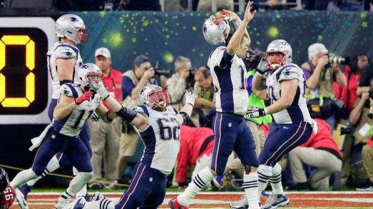 Los Patriots se consagraron campeones del Super Bowl LI en lo que significó la remontada más grande de la historia del evento