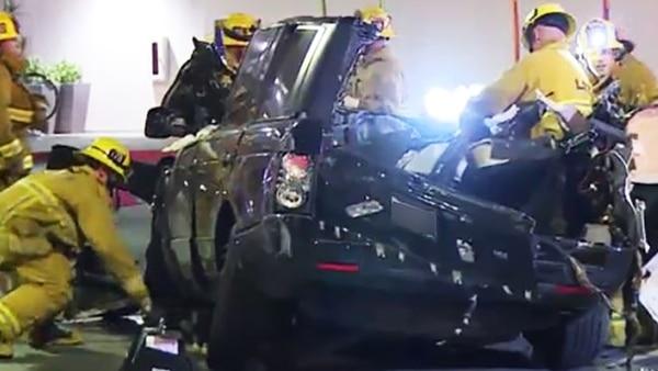 Rasual Butler y su mujer mueren en un accidente de coche