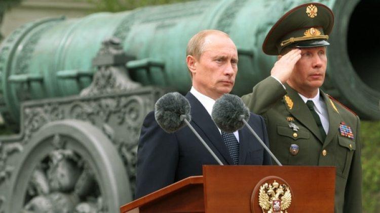 Sipher sostuvo que Putin busca establecer un estado todopoderoso en Rusia (Getty)