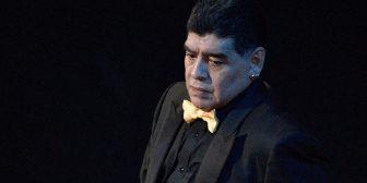 Estados Unidos volvió a negarle la visa a Diego Maradona por burlarse de Donald Trump