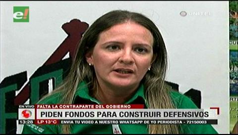 Gobernación cruceña espera contraparte del Gobierno para ejecución de la 5ta Fase de defensivos