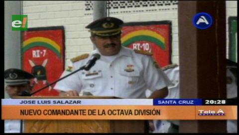 Hay nuevo comandante en la Octava División del Ejército