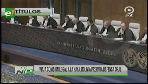 Video titulares de noticias de TV – Bolivia, mediodía del miércoles 24 de enero de 2018