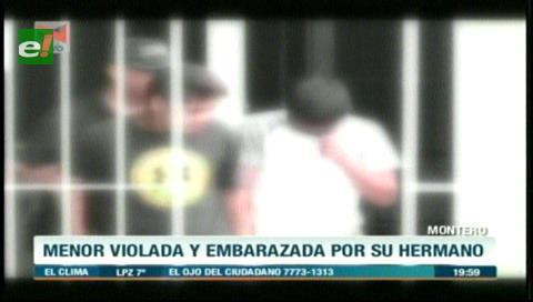 Montero: Menor fue violada y embarazada por su hermano