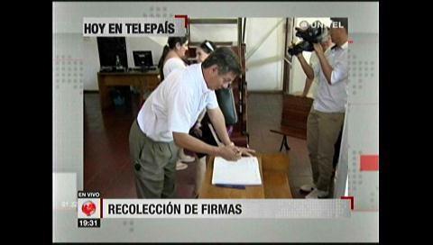 Video titulares de noticias de TV – Bolivia, noche del martes 16 de enero de 2018