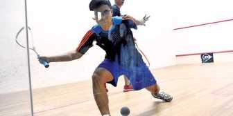 Oruro: Seis delegaciones, en el nacional de squash