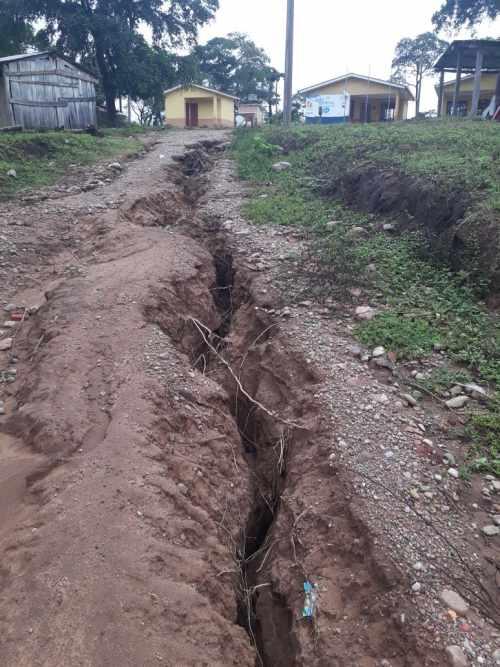Informe de evaluación de desastres reporta 2 muertos en Tupiza